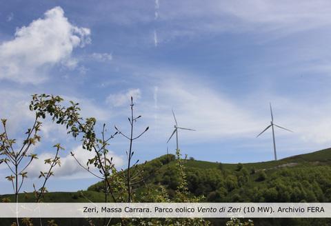 Cesare Fera: Parco eolico Zeri, bat boxes per salvaguardare la biodiversità