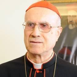 Cardinal Bertone: