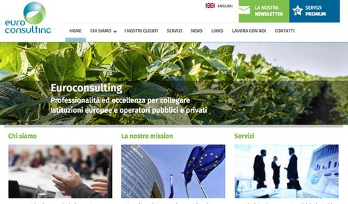 Euroconsulting rinnova la propria presenza online, lanciando un nuovo sito web