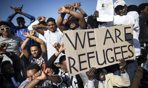 """Rifugiati politici, Sergio Lupinacci: """"Oltre l'Europa della paura"""