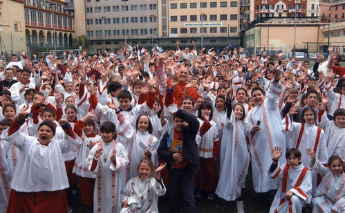 Cardinale Bertone Cep, il testo integrale in Italiano della relazione