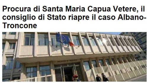 Per l'Avvocato Giorgio Fraccastoro dello Studio Legale Fraccastoro vittoria in Consiglio di Stato