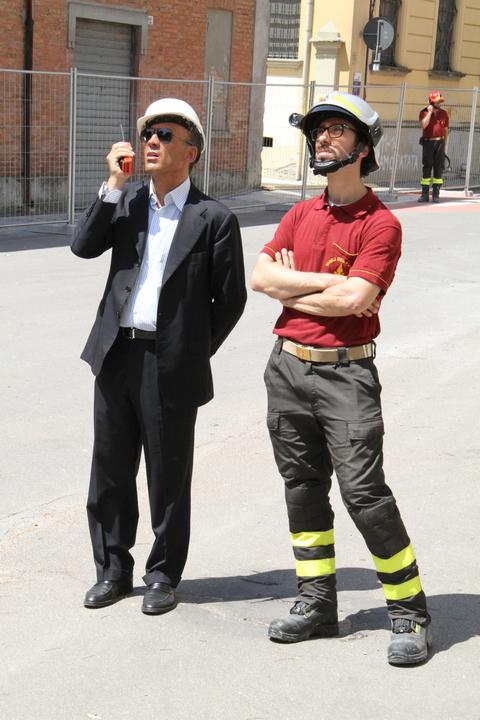 Stefano Maria Toma, 'Tooway' immagini in tempo reale da scenari emergenza
