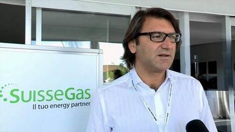 Gianluca Borelli: Suisse Gas investe nel mondo dello Sport