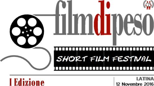 Cinefestival FilmdiPeso sabato 12 novembre presentazione delle opere selezionate