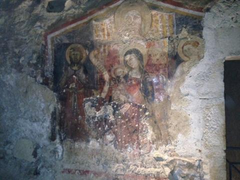 Giovanni Carrù Catacomba di San Vittorino per comprendere la fede paleocristiana