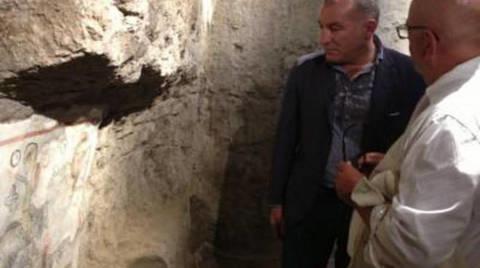 Monsignor Gianni Carrù, l'importanza dell'archeologia del sottosuolo di Ardea