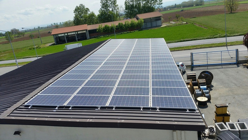 """Giuseppe Massano: realizzazione dell'impianto fotovoltaico denominato """"MASSANO"""""""