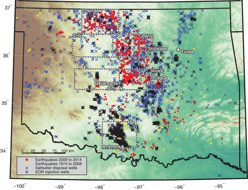 Further links between fracking and earthquakes