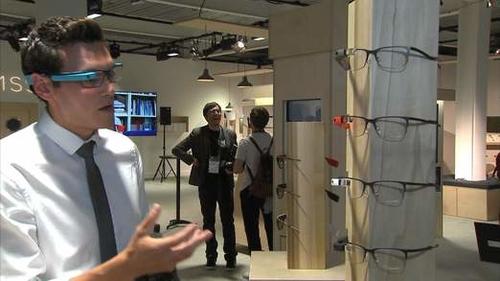 Google Glass in the UK