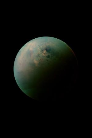 Waves on Titan