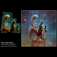 Hi Def Pillars of Creation