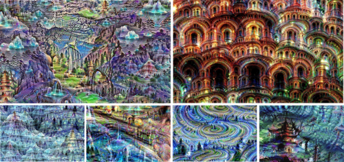 Dreaming neural networks
