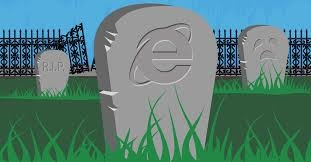 Hello 2016 ... farewell old versions of IE!