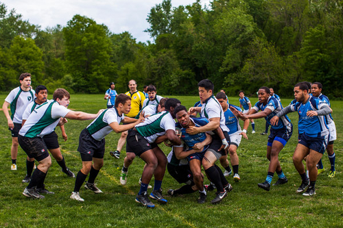 FinTech Collective Supports PlayRugbyUSA
