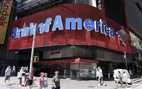 Bank of America probed for ties to money laundering
