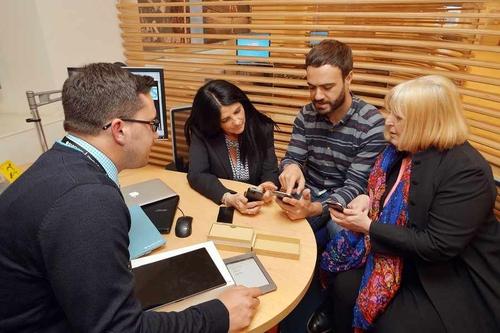 Barclays introduces digital experts