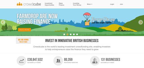 The UK's Crowdcube raises $6.5M Series B