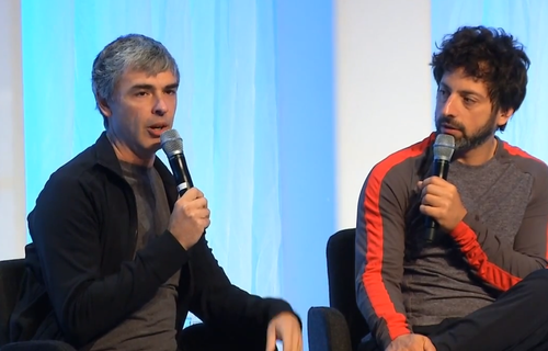 What happens when the machines take my job? Larry Page's surprisingly European POV.