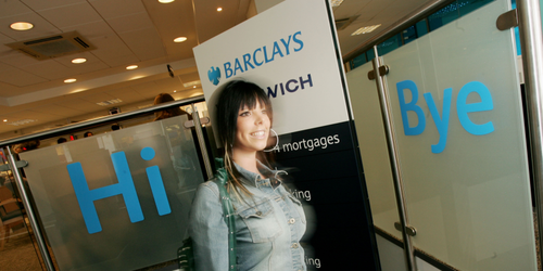 Barclays Brings Biometric Banking to the High-street