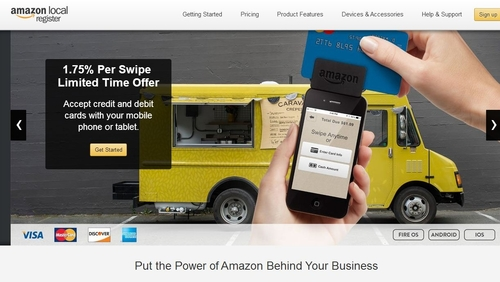 New Amazon mPOS undercuts Square and PayPal