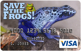 Save the Frogs! The Rise of Micro Affinity Credit Cards