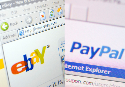 PayPal spinoff would slice eBay in half