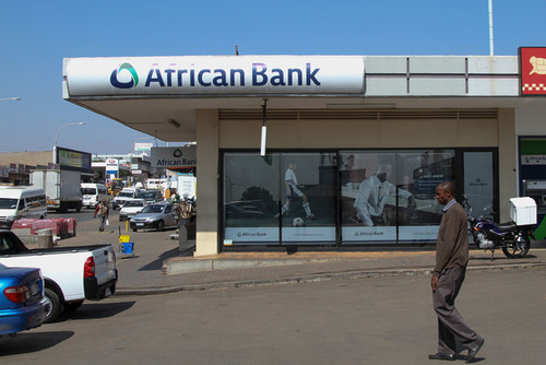 In Africa a Bright Idea in Banking Leaves a Trail of Ruin