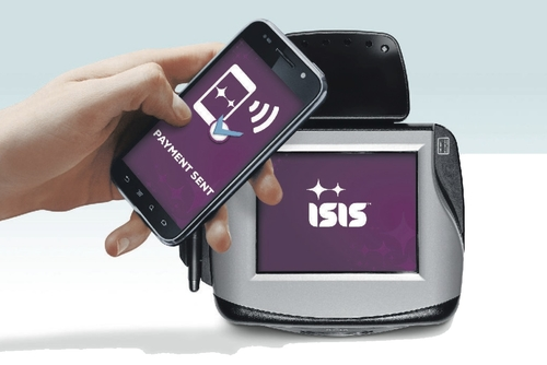 Isis — the payments consortium, not the jihadist group — rebrands its mobile wallet as Softcard