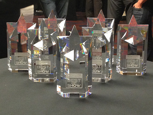FinovateFall 2014 Best of Show Winners