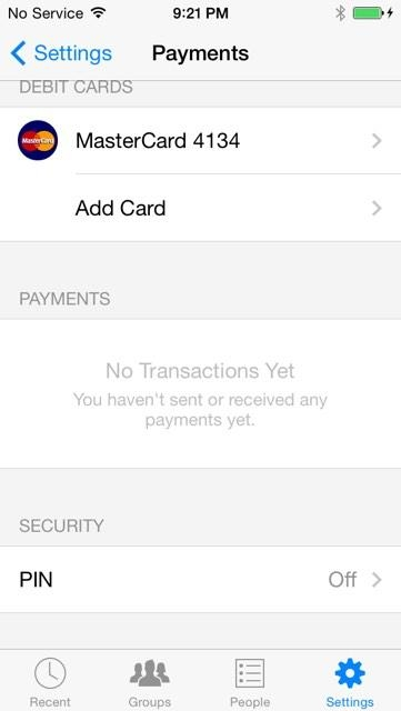@Facebook Messenger has P2P payments coming. @SquareCash style.