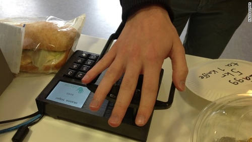 Digital wallets and vein scanners: How we'll pay for things in the future