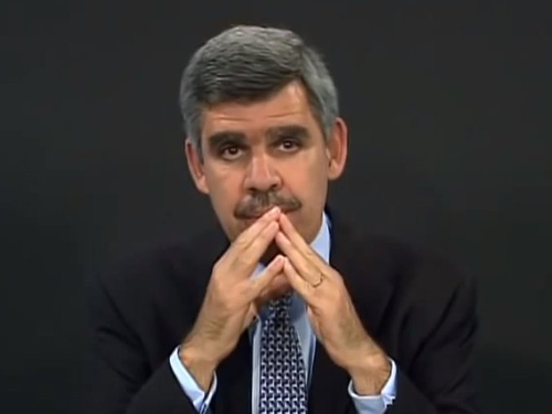 Mohamed El-Erian Is The Lead Investor In A Company Called Payoff