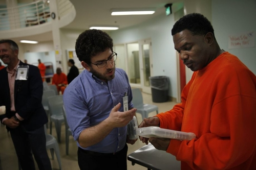 APDS deploy 125 tablets into San Francisco's County Jails