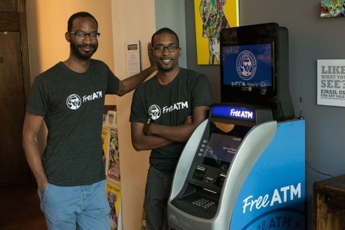 Startup aims to bring free ATMs to New York City
