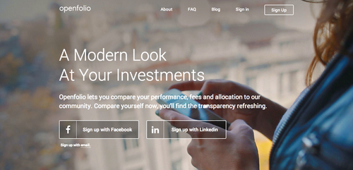 FinTech Collective Leverages Investor Network To Back Investment Networking Firm Openfolio