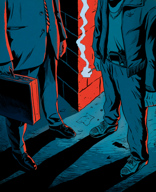 Inside the dark, Labyrinthine and extremely lucrative world of consumer debt collection