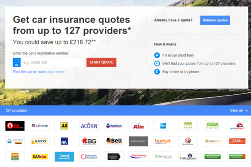 Is Google Buying CoverHound? The Curious Case Of The California Insurance License