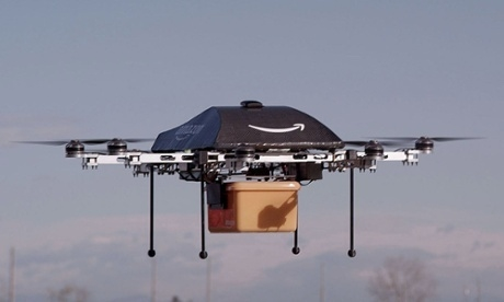 After frustration with US regulators Amazon tests drones in Canada
