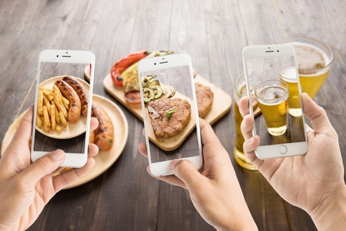 The buffet of mobile dining payment startups