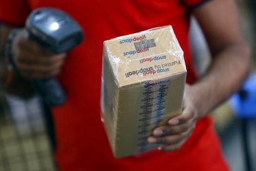 Alibaba, Foxconn in Talks to Invest $500 Million in India's Snapdeal