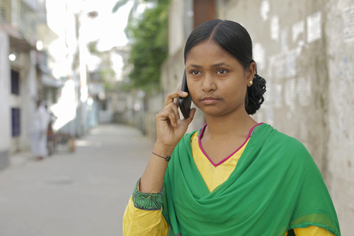 Mobile Banking Provides Lifeline for Bangladeshis