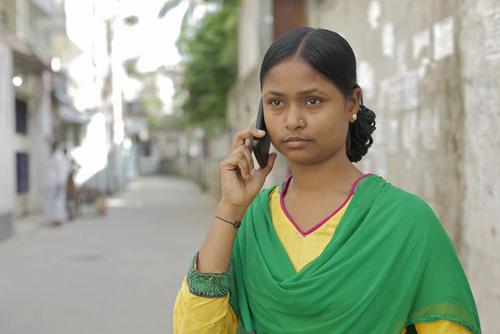 Mobile Banking Provides Lifeline for Bangladeshis
