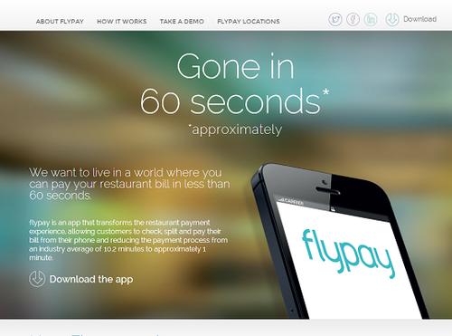 FlyPay Raises $10.7m Series A Round