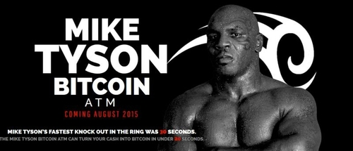 Mike Tyson suckered into endorsing branded Bitcoin ATMs in potential scam
