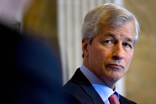 Dimon Says JPMorgan Plans Service With Peer-to-Peer Lender