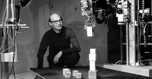 Marvin Minsky, Pioneer in Artificial Intelligence, Dies at 88
