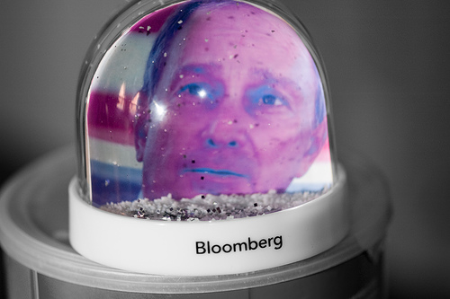 Fintech legend Bloomberg 'itching' to run for president