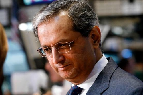 Ex-Citigroup Head Vikram Pandit Gets Back to His Finance Roots