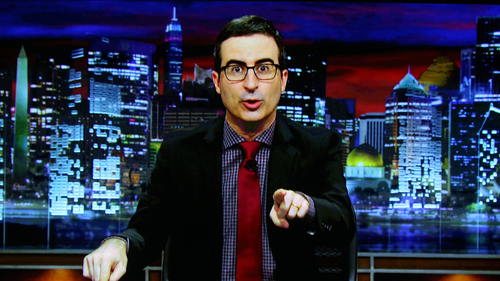 What John Oliver learned while setting up a 401(k) plan for his employees